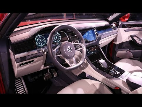 2020 VW Atlas Cross Sport concept - Exterior and Interior Volkswagen Review
