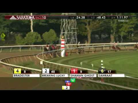 Shaman Ghost - 2016 Woodward Stakes