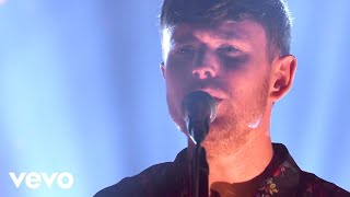 """James Blake - """"Are You In Love?"""" (Live on Jimmy Kimmel Live! / 2019)"""