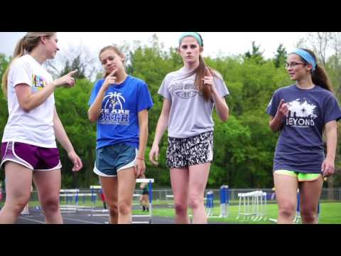 BHS Track and Field Motivational Video