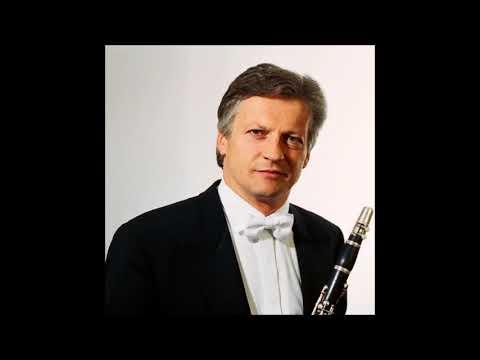 "Weber ""Clarinet Concerto No 2"" Ernst Ottensamer"