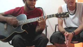 Fresno - Quebre as correntes (Cover acústico Heck)