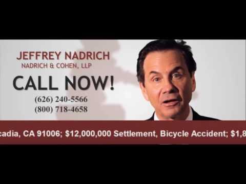 Arcadia bicycle accident lawyers