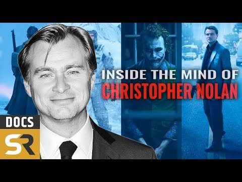 Inside The Brilliant Mind Of Christopher Nolan