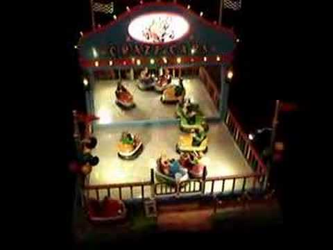 Lemax Crazy Cars 64488 Carnival Youtube