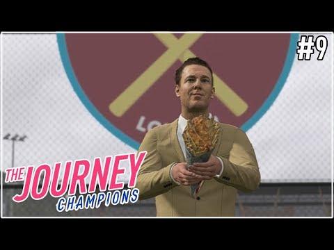 FIFA 19 The Journey: Champions Walkthrough #9 - Epic Comeback! Mp3