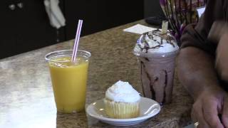 Smoothies Gourmet Cupcakes Pastries Chocolate Mocha Frappe's Palm Harbor Fl