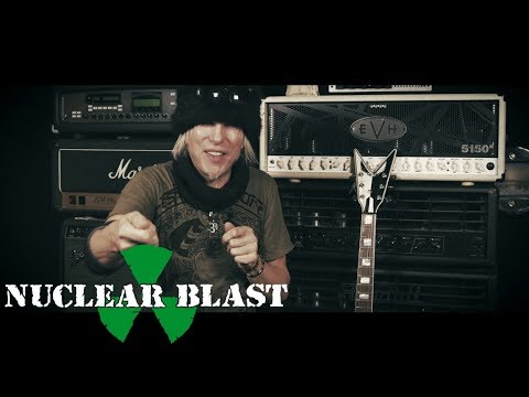 MICHAEL SCHENKER FEST - About The Album Title And Cover Of 'Revelation' (OFFICIAL TRAILER)