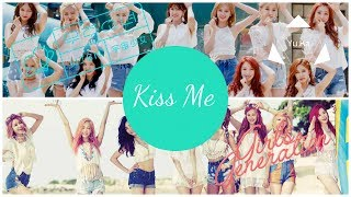 Download Video How Would SNSD Sing: WJSN - Kiss Me [Line Distribution at End] MP3 3GP MP4