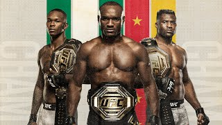 3 African UFC Champions