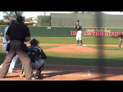 Kyle Zimmer - RHP - University of San Francisco (Part 2)