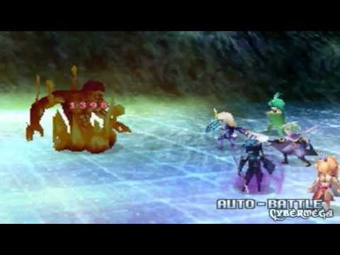 Final fantasy 4 DS part 66 Zemus monsters?