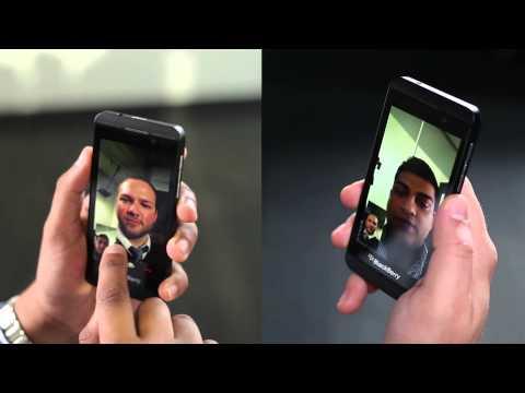 Celluloco.com Presents: BBM Video Chat & BBM Screen Sharing On BlackBerry 10