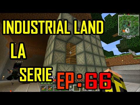 Industrial land La Serie - Reactor Nuclear De Madera (Fallo Épico)