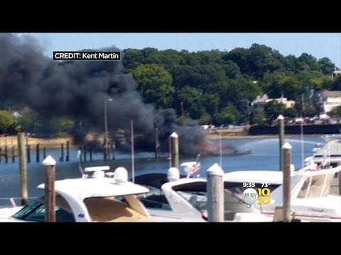 Victim Of Deadly Boat Fire Was Former Plandome Manor Mayor