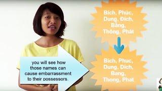 Vietnamese Culture: Vietnamese Names