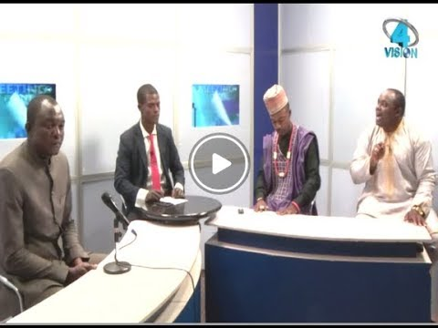 MEETING POINT ON VISION4 TV