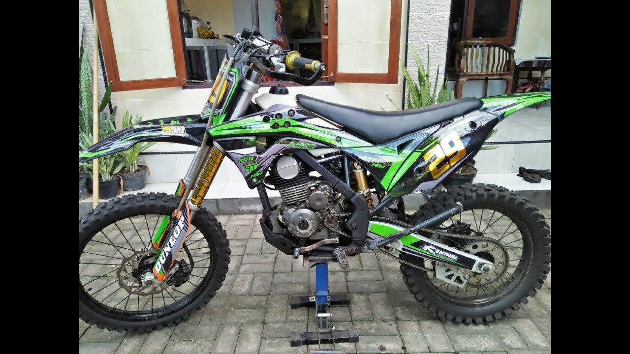Decal klx