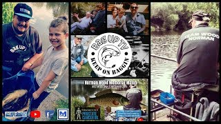 Norman Wood Memorial Fishing Match in Aid of Prostate Cancer | Westwood Dam | BagUpTV