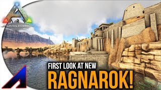 Ragnarok is done! Well 99% | ARK: Survival Evolved | Ragnarok showcase Ragnarok south