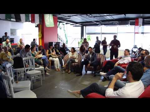 Mix N' Mentor 2014: Amman - Fireside chat