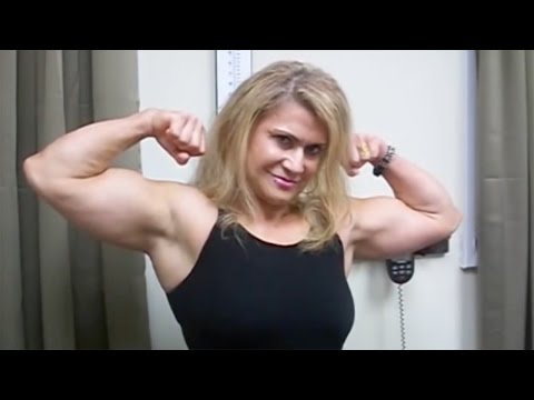 Woman Has Incredible Strength