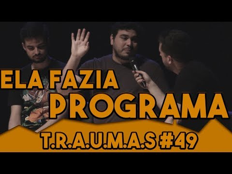 T.R.A.U.M.A.S. #49 - c/ MC MAYARA (Curitiba - PR)