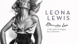 Leona Lewis - Bleeding Love - In the style of Happy