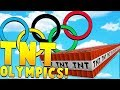 TNT TAG OLYMPICS! - Minecraft TNT GAMES!
