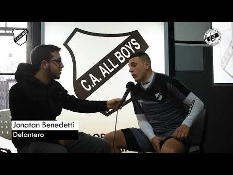 Jonatan Benedetti | Incorporación de All Boys