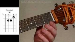 Cours de guitare : apprendre les accords pour débutants - Partie 2