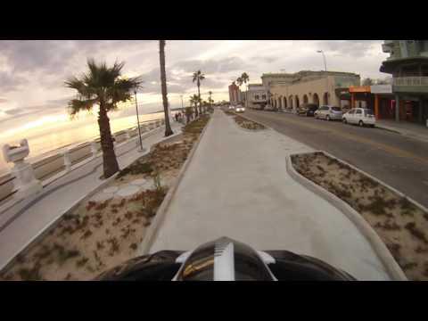Descenso San Antonio - Ciclovia Piriapolis - Playa hermosa