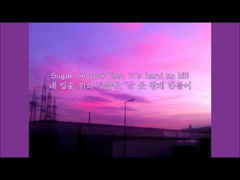 [ 가사 해석 ] 저스틴 비버 (Justin Bieber) - The Feeling ft. 할시 (Halsey) | 밍뭉 자막 채널 가사 해석