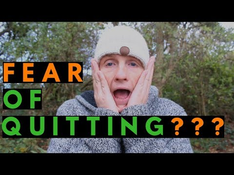 FEAR of Quitting Smoking