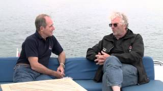 Steve Clark interview at Little Cup 2015 - Geneva HD