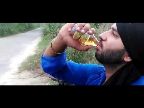 Peg Pugg | Deep karan | funny video | by fans | Unofficial |A amrik kajla films