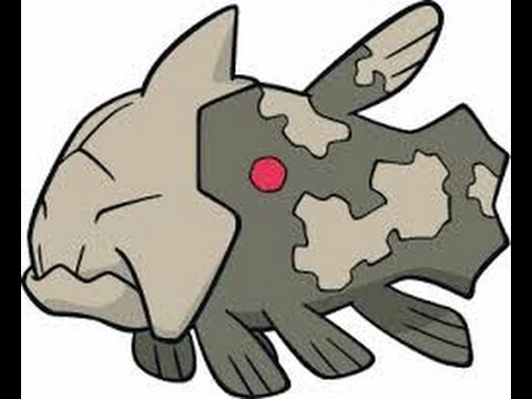 How To Catch Relicanth In Pokemon Ruby