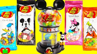 Mickey Mouse Jelly Belly Candy Dispenser