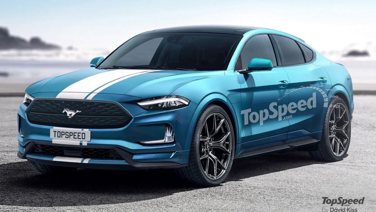 Ford 2021 Mustang Mach E all-electric SUV: Ford Motor Company ...