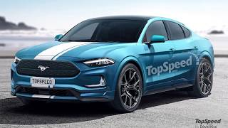 Ford Mach-E (2020): Everything we know so far about the Mustang-inspired all-electric SUV!