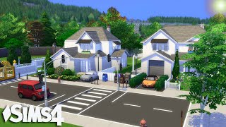 The Sims 4 - Let's Build a Gated Community! (Realtime) Part 2