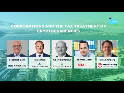 Corporations and the Tax treatment of Crypto currencies