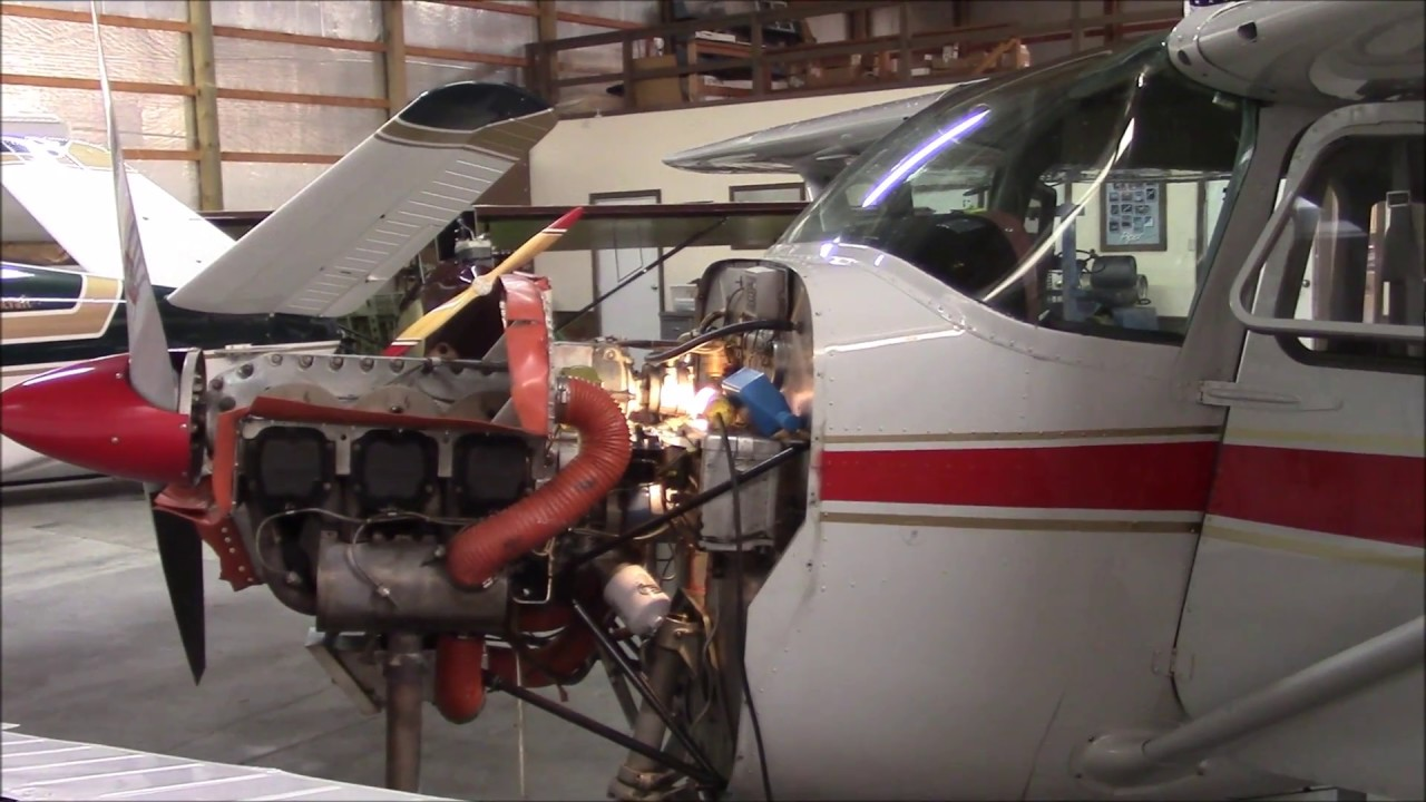 Cessna 172 Annual Inspection
