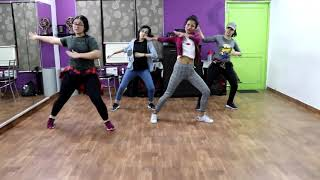 Sawarne Lage - Mitron | Girls Group Dance Choreography | Dansation Dance Studio
