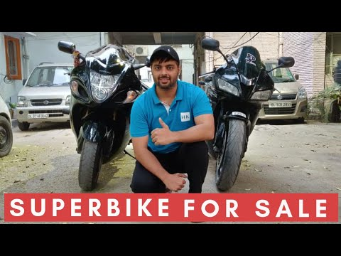SUPERBIKES for sale at lowest price !! Hayabusa CBR600rr
