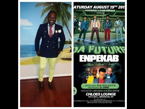 BLACKKRYTIKSHOW PRESENT ENPEKAB -DA FUTURE ALBUM RELEASE PARTY HOSTING BY BLACKKRYTIKSHOW