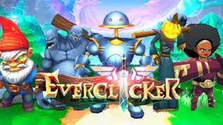 Everclicker - New Addictive Mobile RPG for Android & iPhone!