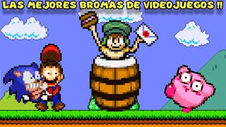 Las Mejores Bromas de Videojuegos por el Día de los Inocentes - Pepe el Mago