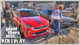 GTA 5 ROLEPLAY - Street Circuit Racing Meet Up | Ep. 429 Civ