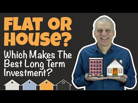 Should You Invest In A House Or Flats... Which Make The Best Buy To Let Investment Property?